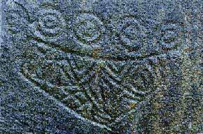 Aranhas Island petroglyph