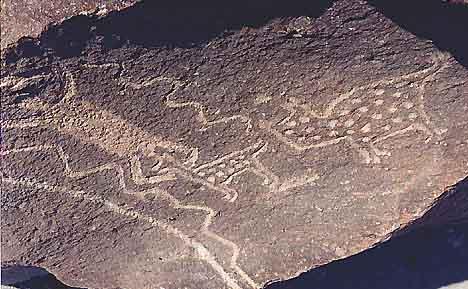 Toro Muerto petroglyph (photo Elena Miklashevich)