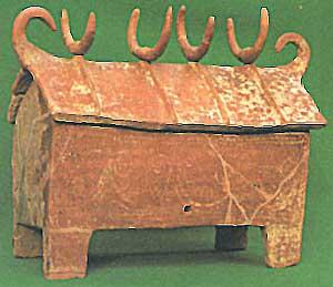 Villanovian funerary urn