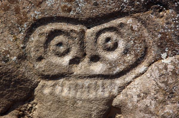 Rock art in inner Mongolia