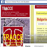 TRACCE social page