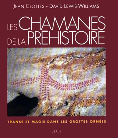 - Jean Clottes, David Lewis-Williams 1998, The Shamans of Prehistory: Trance and Magic in the Painted Caves 1996 Les Chamanes de la Préhistoire: Transe et Magie dans les Grottes Ornées