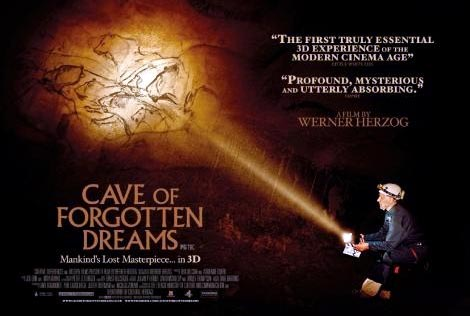 Werner Herzog Cave of Forgotten Dreams