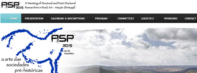 ASP2015 website