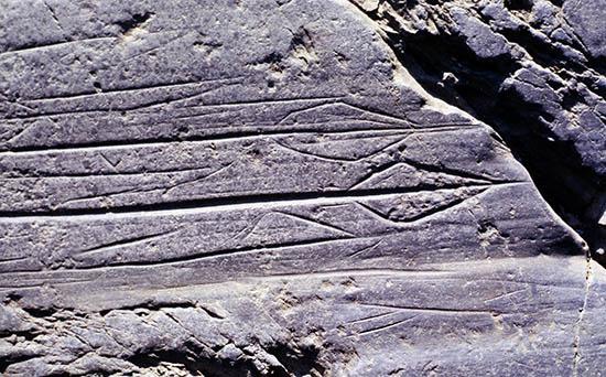 Paspardo, Costapeta, Bronze Age spears