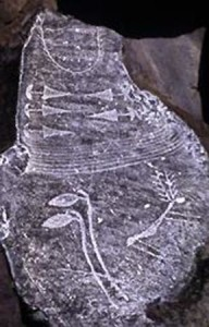 Fig. 20 Il Capitello dei Due Pini presso Paspardo (archivio Le Orme dell'Uomo)