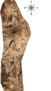 Territory of Gobustan Reserve (pic from: http://gobustan-rockart.az/en)