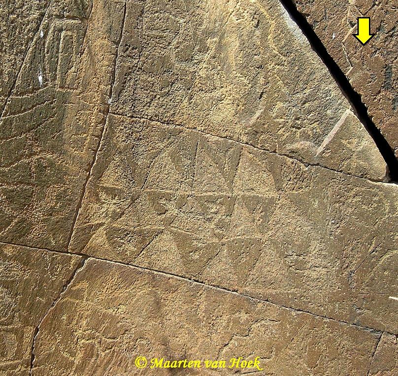 TRACCE » Long Distance Diffusion of Rock Art Motifs in the